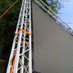 LED ekrani za Sinjsku Alku