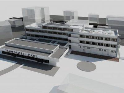 Potpisan Ugovor sa Sveučilištem u Splitu o opremanju Tehnološkog Parka